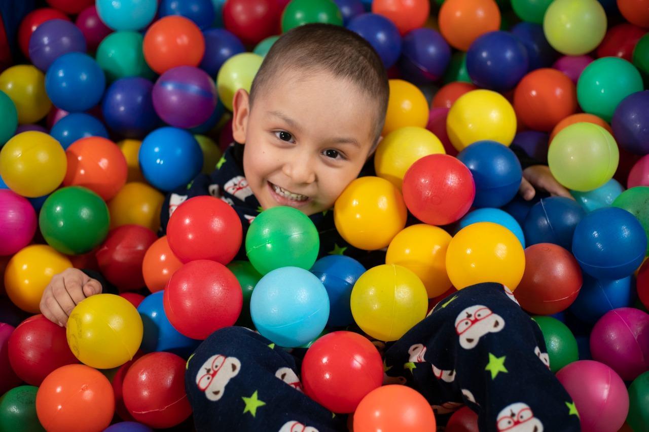 Conmemorando el día internacional del cáncer infantil, se realizó este crowdfunding en el cual se logró recaudar $42,022 MXN