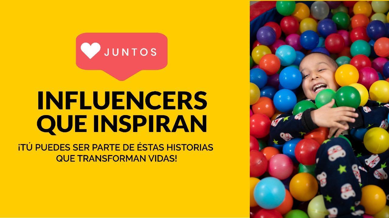 Comunicado de Prensa: Influencers se unen a Fundación Providencia