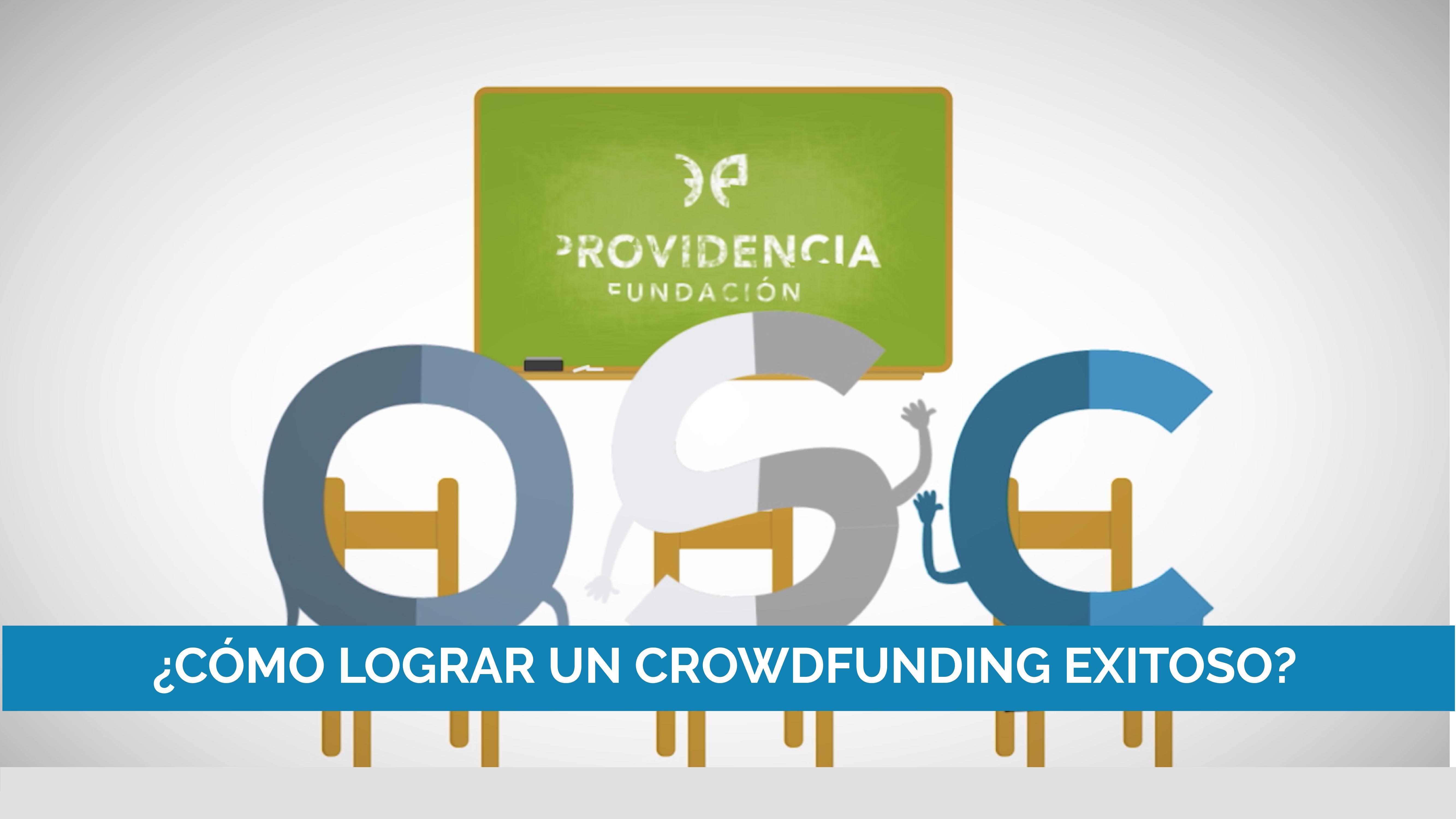 ¿Cómo lograr un crowdfunding exitoso?
